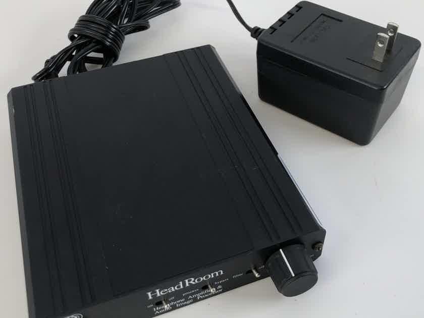 HeadRoom HeadRoom Headphone Amplifier + Audio Image Processor
