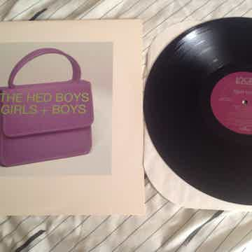 The Hed Boys Girls + Boys Logic Records 12 Inch