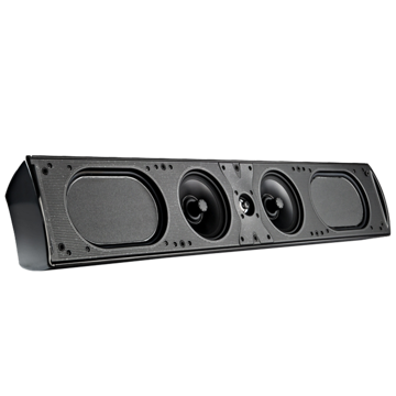 Mythos 10 On-wall main and center channel L/C/R loudspeaker