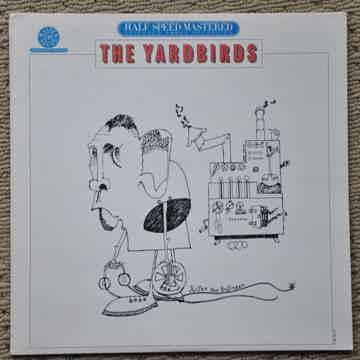 The Yardbirds Roger the Engineer - CBS Mastersound Half Speed