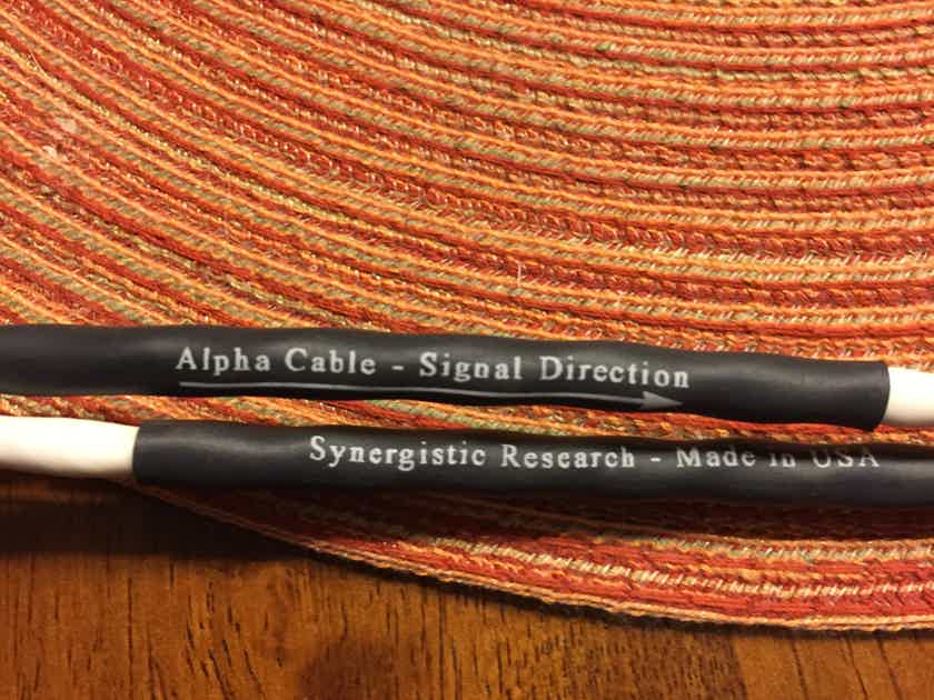 Synergistic Research Alpha