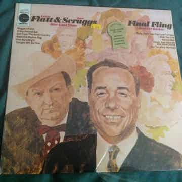 Flatt & Scruggs Final Fling
