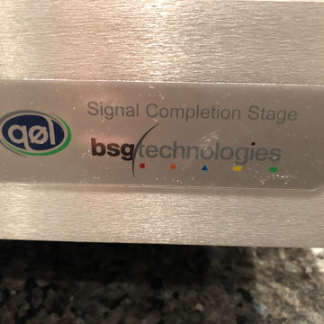 Signal Completion Stage