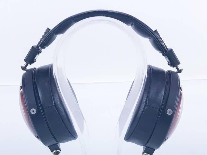 Audeze LCD-XC Planar Headphones; African Bubinga; Lambskin Edition; Fazor (16093)