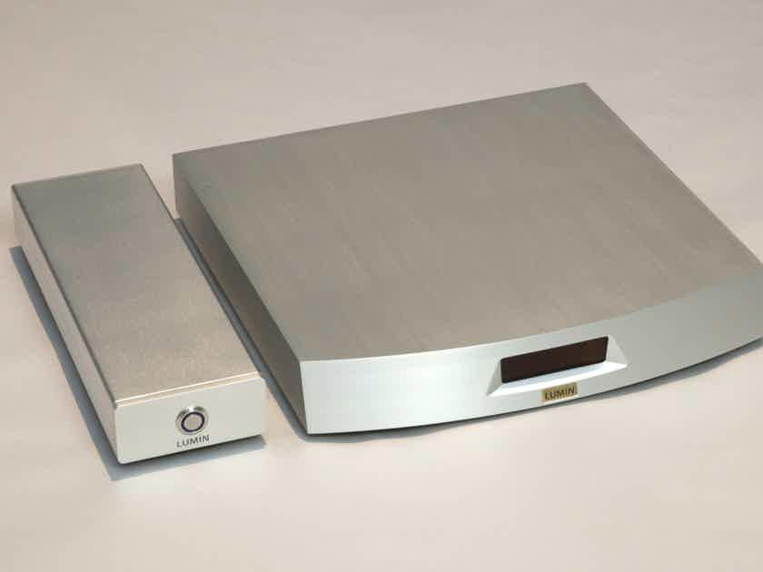 LUMIN A1 network Music Player Dealer Demo Network Music Player/Streamer