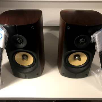 speaker grills were never used, new in packaging