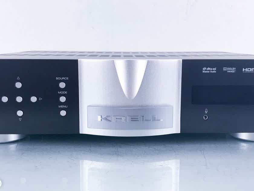 Krell Foundation 7.1 Channel Home Theater Processor Preamplifier (15128)