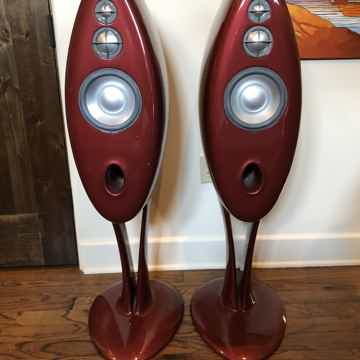Vivid Audio B1 Borollo Red