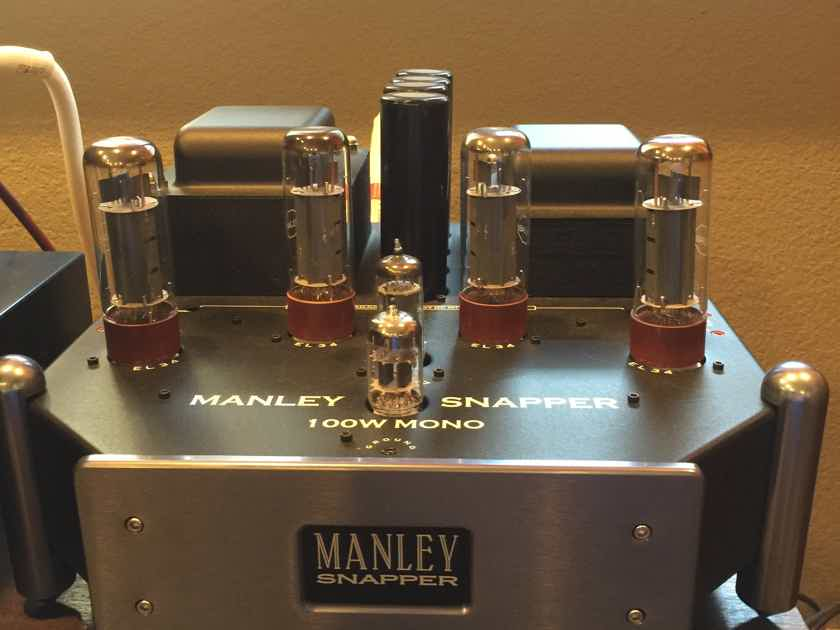 Manley Snapper & COMPLETE SYSTEM