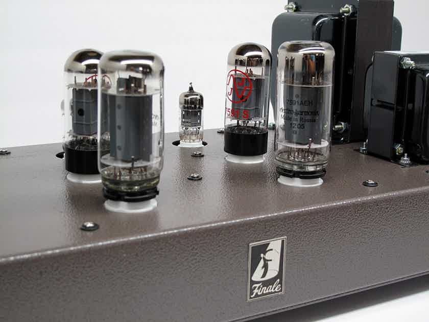 finale by triode lab f 7591 tube power amp ultra linear class a 20 watts tube audiogon. Black Bedroom Furniture Sets. Home Design Ideas