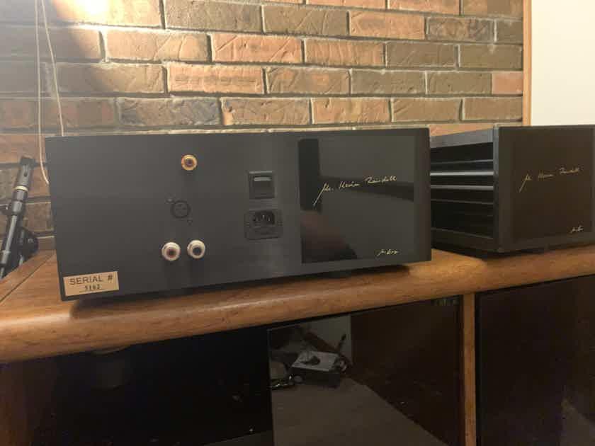 Odyssey Audio Kismet Monoblocks with upgrades