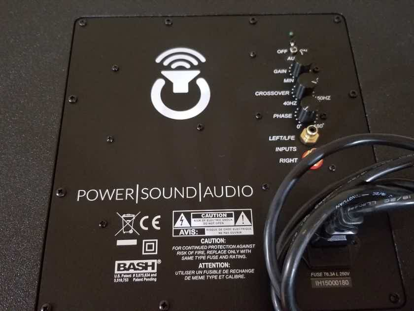 Power Sound Audio S1500