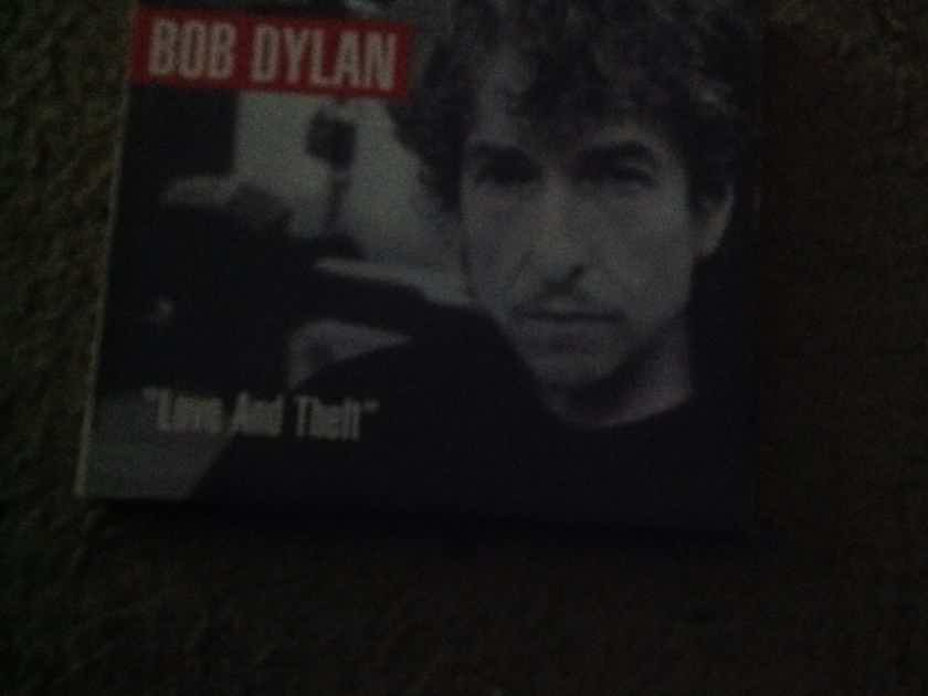 Bob Dylan - Love And Theft 2 Compact Disc  Set Columbia Records