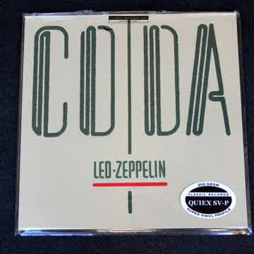 Classic Records LP Led Zeppelin - Coda ** SEALED **   2...