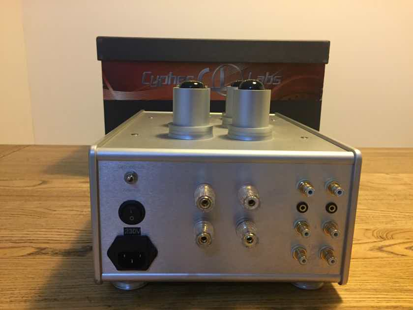Cypher Labs Prautes Tube Amp RRP >US$4000