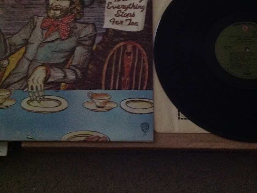 John Baldry - Everything Stops For Tea Elton John Rod Stewart Producers Warner Green Olive Label NM