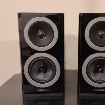 Wharfedale Reva-1 Bookshelf Loudspeakers