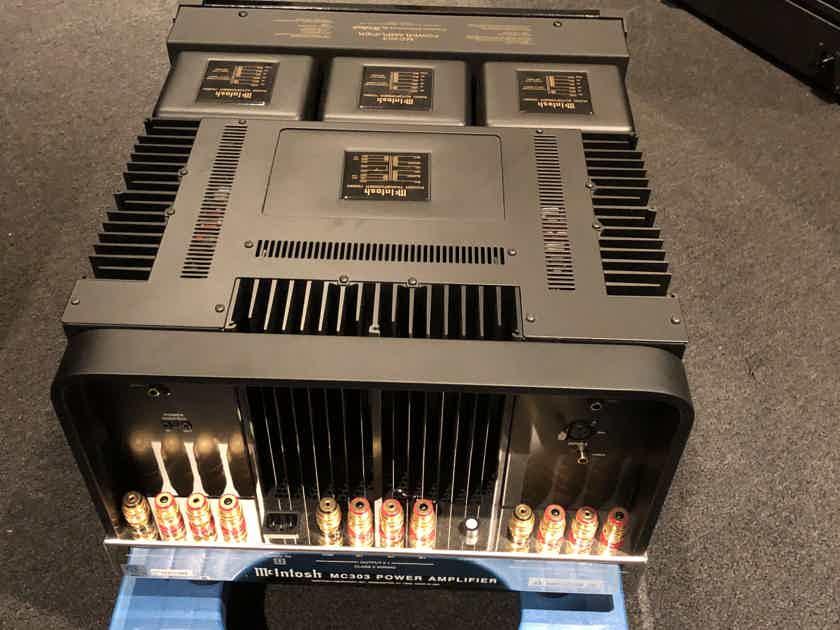 McIntosh  MC303 High powered 3 channel amp