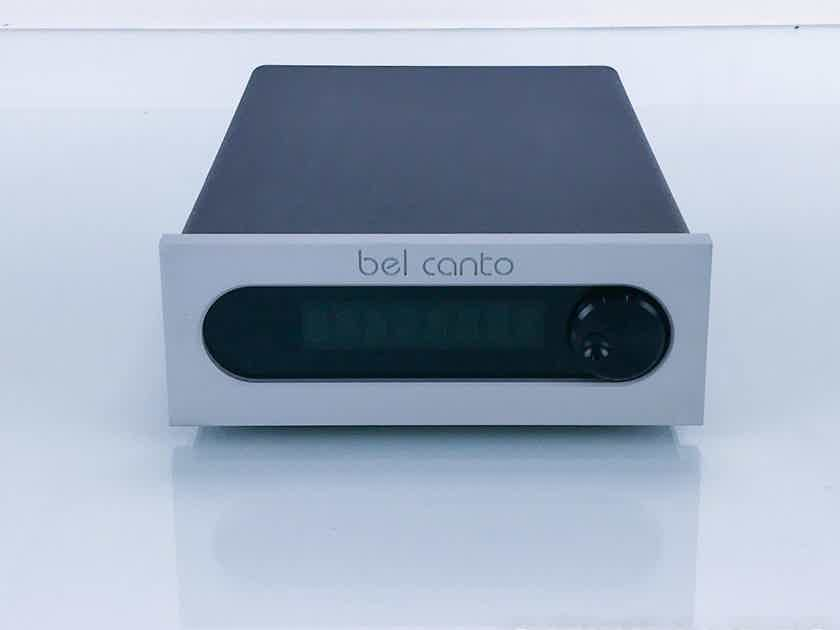 Bel Canto e.One DAC 3.5VB Mk II DAC; D/A Converter; Remote; LNS-1 Power Supply (17340)
