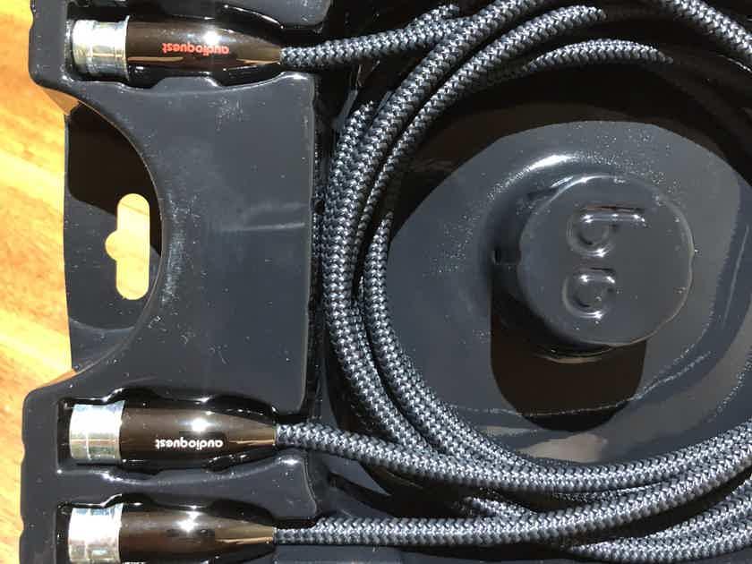 Audioquest Water xlr  1m new in box