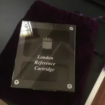 London Reference in its presentation box.