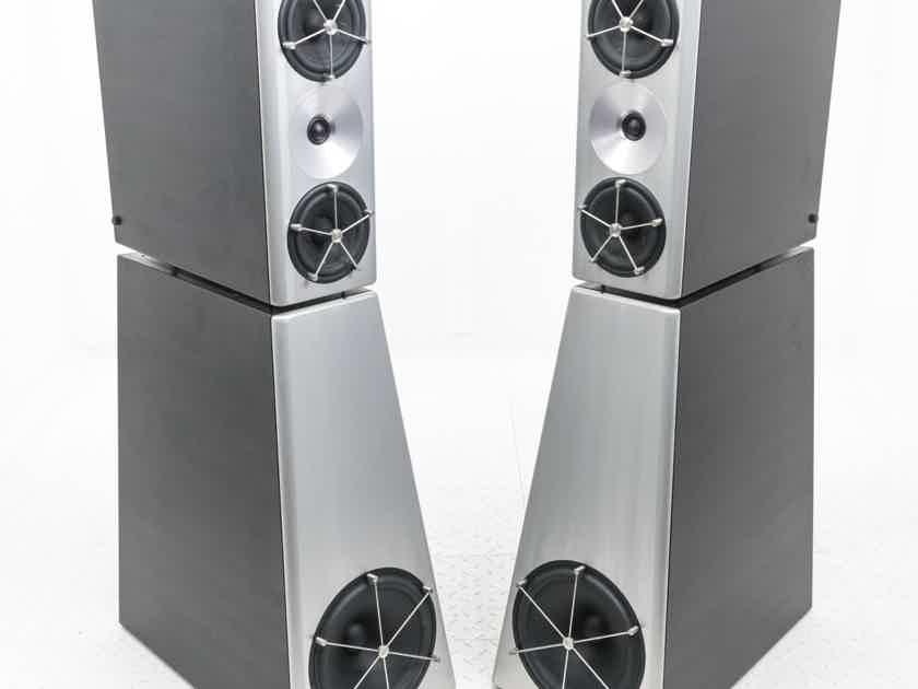 YG Acoustics Anat Studio Reference II Floorstanding Speakers; Upgraded Pair (19782)