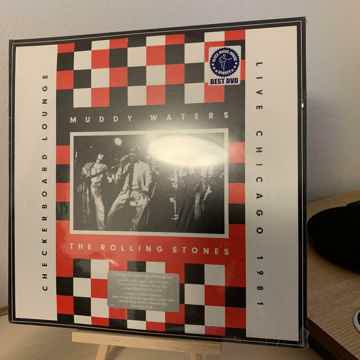 check board lounge 1981 Live In Chicago 2 LP DVD
