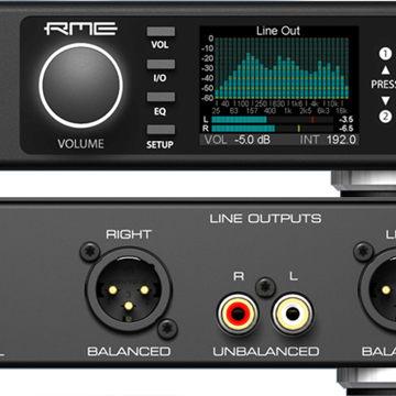RME - ADI-2 DAC and Headphone Amp -- Darko Audio Calls ...