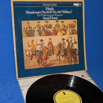 "HAYDN / Dorati  - ""Symphonies 99 & 100"" -  London 1977"