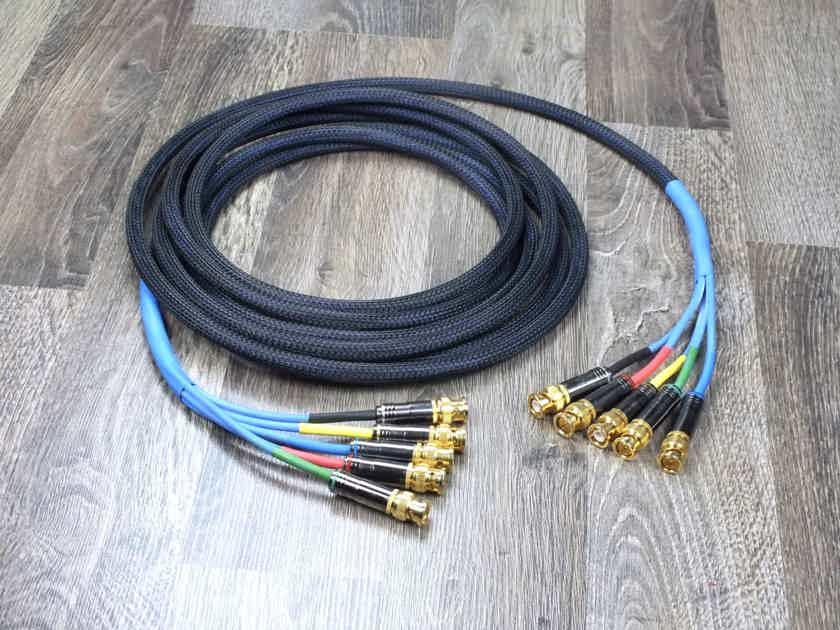 Siltech CMP-5 G5 Classic digital audio component cable BNC 5,0 metre