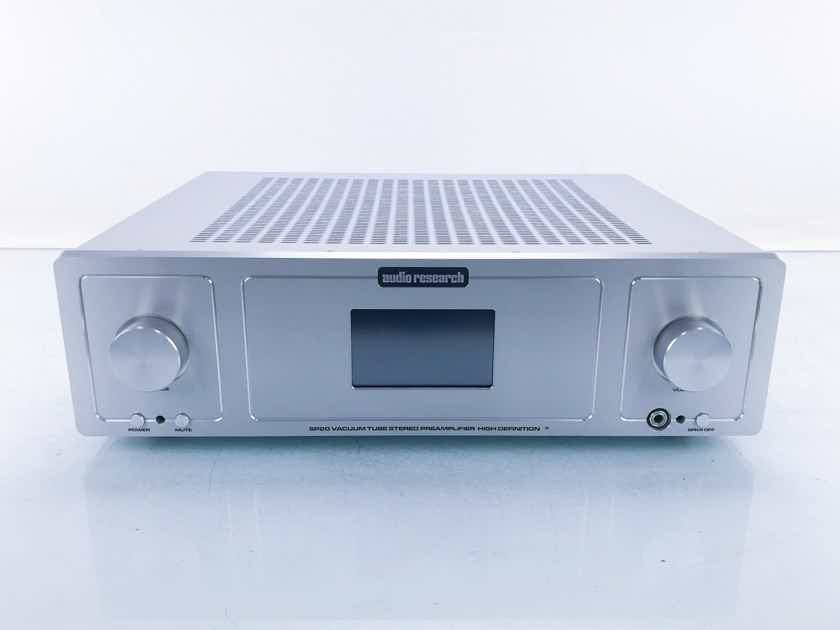 Audio Research SP20 Stereo Tube Preamplifier SP-20 (16325)