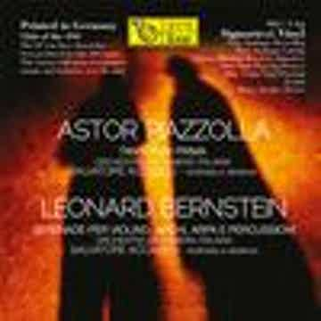 Salvatore Accardo Leonard Bernstein - Piazzolla: Limited to 496 copies