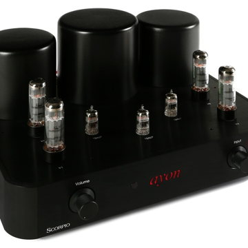 Ayon Audio Scorpio XS Integrated - PURE CLASS A