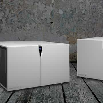 Audia Flight Strumento No. 8 Mono Amplifiers