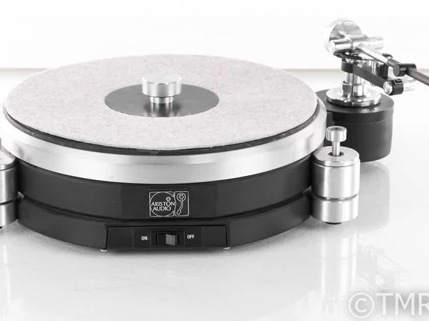 Ariston Audio RD40 Turntable; Micro Seiki MA-707 Tonearm; Ortofon TM-20 MC (22834)