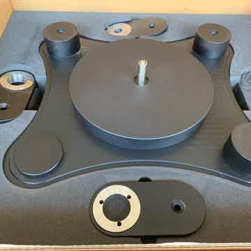 TW RAVEN Black Knight TURNTABLE