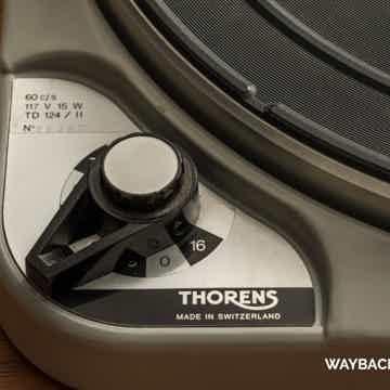 Thorens TD 124