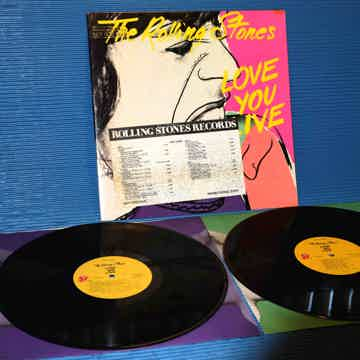 "THE ROLLING STONES - ""Love You Live"" - RSR Promo set 19..."