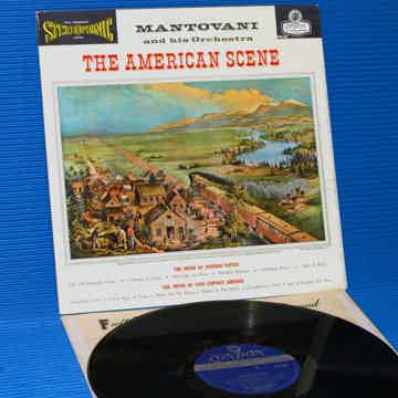 "MANTOVANI  - ""The American Scene"" -  London Blue Back 1..."