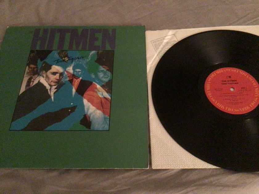 The Hitmen CX Encoded LP Torn Together