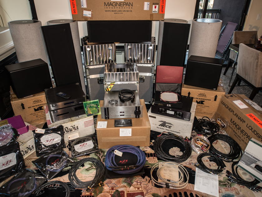 Home Theater Stereo Liquidation Sale