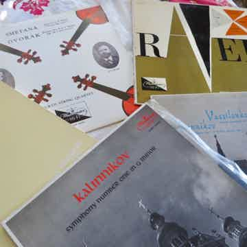 Mono Audiophile:  17 Westminster LPs, Very Rare and Desirable Titles,