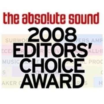 2008 Editor's Choice Award