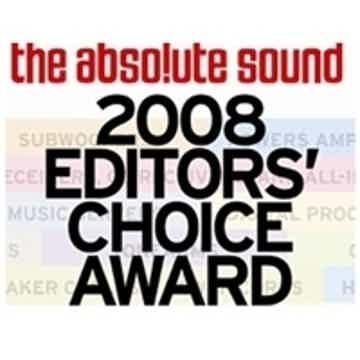 2008 Editor's Choice Award