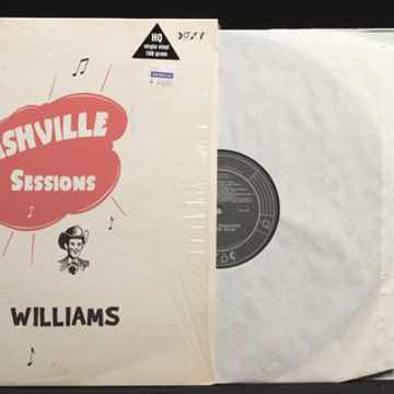 Hank Williams  Nashville Sessions