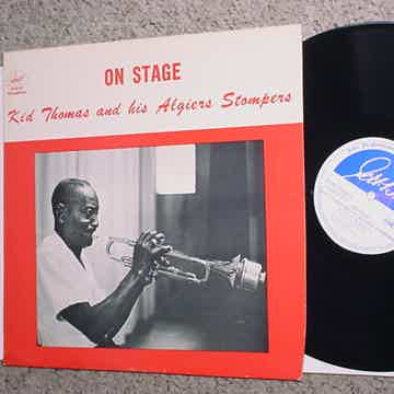 on stage lp record GHB-53 jazz
