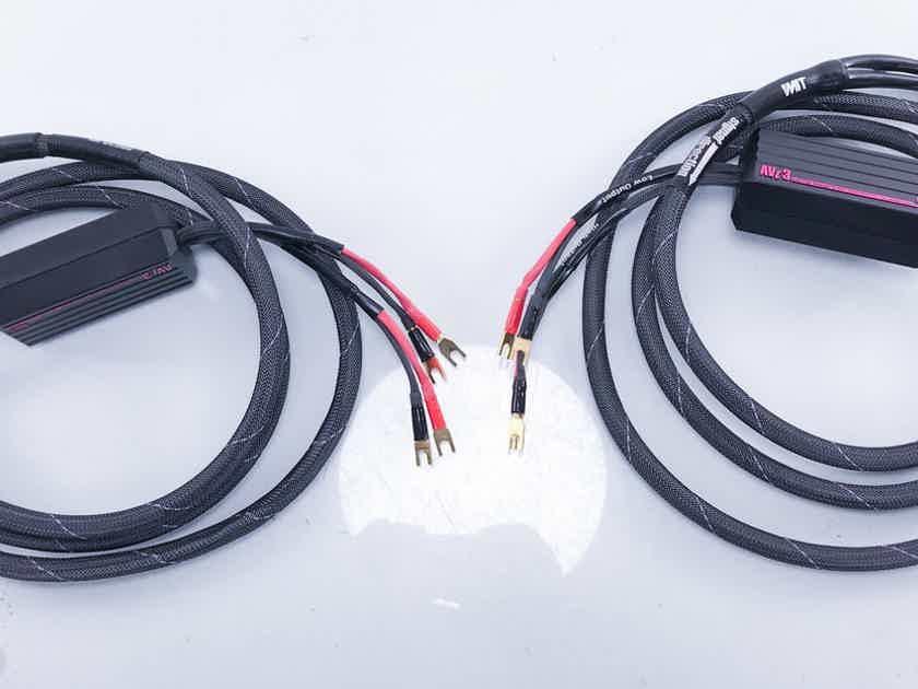 MIT AVt3 Bi-Wire Speaker Cables 2m Pair (15435)