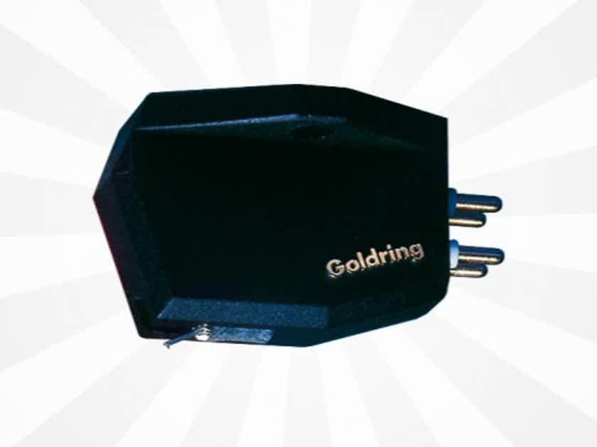 Goldring Elite Moving Coil Stereo Cartridge. Brand New.
