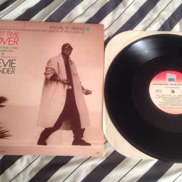 Stevie Wonder  Part Time Lover 8:20 Version 45RPM Tamla...