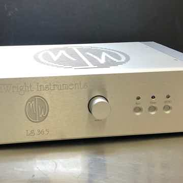 ModWright LS-36.5 Tube Linestage with remote